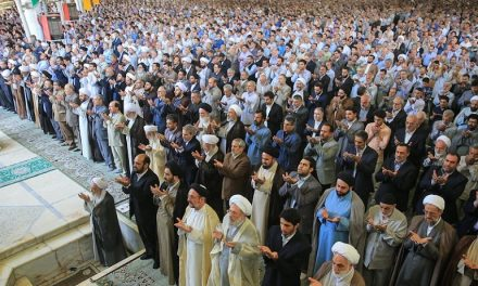 بهترین ترتیب مکانی نماز جماعت