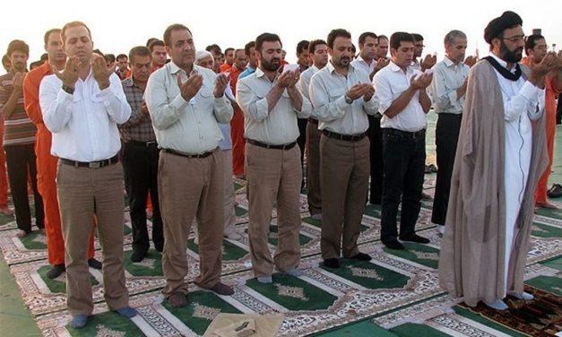 پوشش مرد در نماز