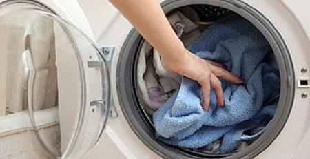 شستن لباس نجس با ماشین لباسشويی