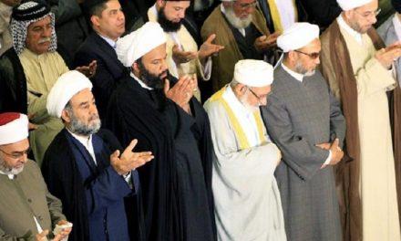 دست روی دست گذاشتن در نماز