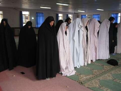 صورت اصلاح شده در نماز