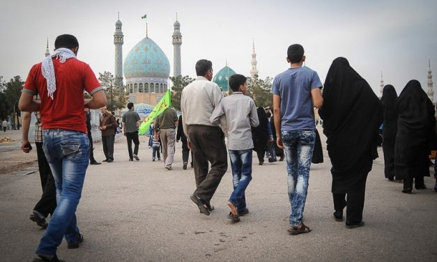 حکم رفتن جنب، حایض و نفساء به مساجد