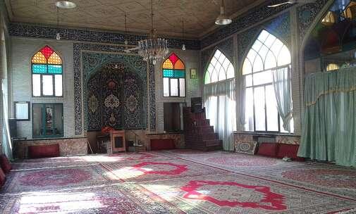 بردن شیء نجس به مسجد