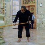 ضرورت تطهیر مسجد