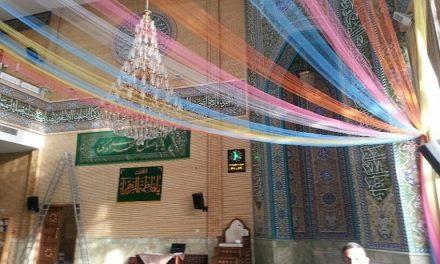 موسیقی در مسجد