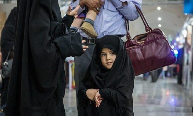 آرایش دختران و لزوم رعایت حجاب