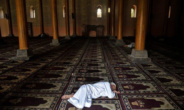 مکروهات مسجد