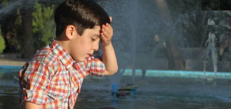 اطلاع از زیان آب پس از وضو