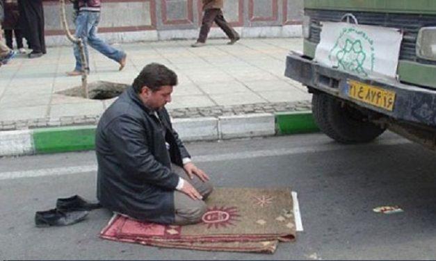 تأخیر عمدی نماز
