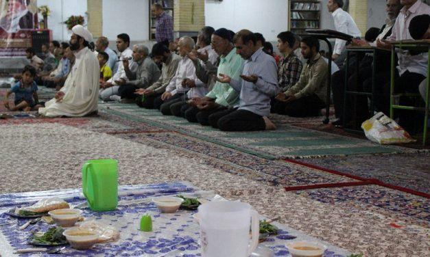 افطار روزه یا نماز اول وقت