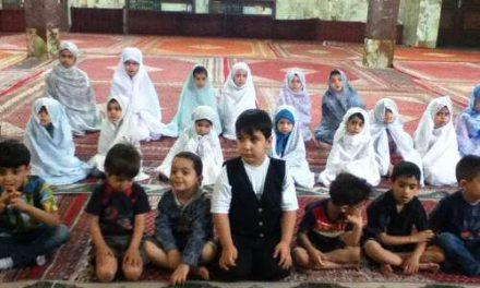 فوت مرجع تقلید پیش از بلوغ کودک