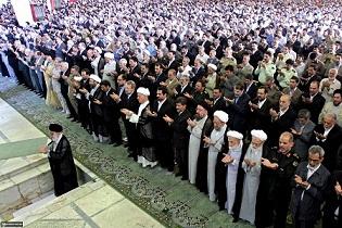 صفوف نماز جماعت