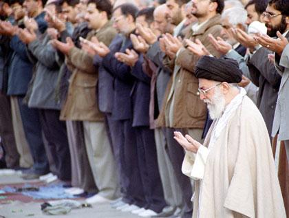 عدم تبعيت از امام در نماز جماعت