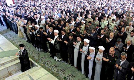 فاصله بین صفوف نماز جماعت