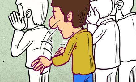 موقع گفتن تکبیره الاحرام باید بدن آرام باشد