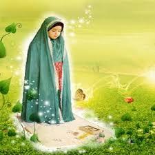 پوشاندن چانه در نماز و در مقابل نامحرم