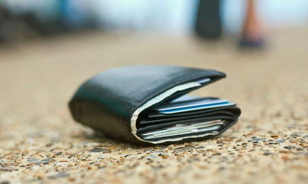 حکم مالی که پیدا می کنیم چیست؟!