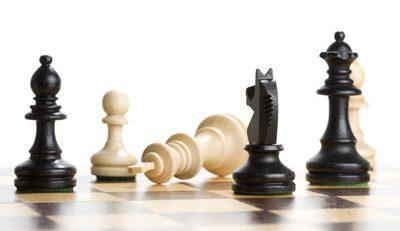 حکم بازی شطرنج