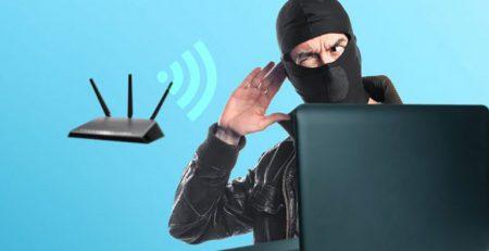 استفاده از اینترنت وای فای دیگران